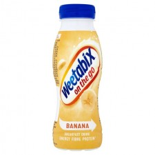 Weetabix On The Go Banana Drink 250ml