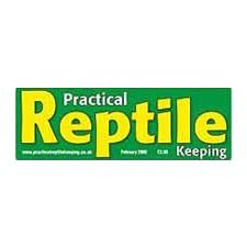 Practical Reptile Keeping Magazine