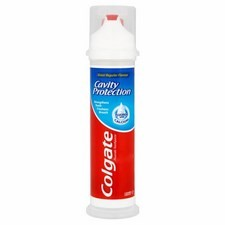 Colgate Regular Toothpaste 100ml Pump.