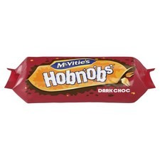 McVities Dark Chocolate Hobnobs 262g