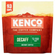Kenco Decaffeinated Eco Refill 150g