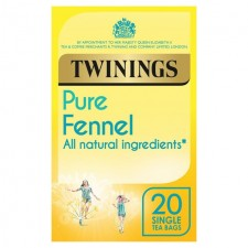 Twinings Pure Fennel Tea 20 Teabags