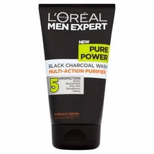 L'Oreal Men Expert Pure Power Charcoal Wash 150ml