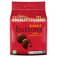 Cadbury Bournville Buttons Giant 110g