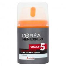 L'Oreal Men Expert Vitalift 5 Moisturiser 50ml