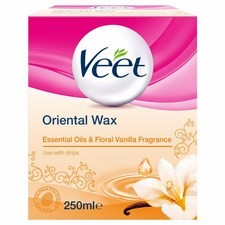 Veet Wax Oriental Jar For Normal Skin 250ml