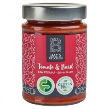 Bays Kitchen Tomato and Basil Stir in Sauce 260g