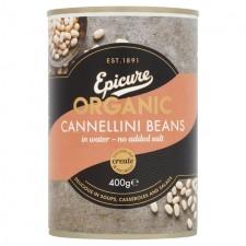 Epicure Organic Cannellini Beans 400g