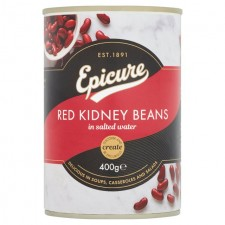 Epicure Red Kidney Beans 400g