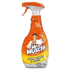Mr Muscle Kitchen Daily Degreaser Spray 500ml