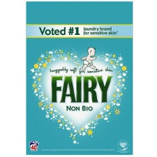 Fairy Washing Powder Automatic Non Bio 40 wash 2.6Kg