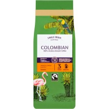 Sainsburys Taste the Difference Fairtrade Colombian Ground Coffee 227g