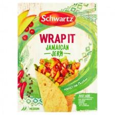 Schwartz Wrap It Jamaican Jerk 30g