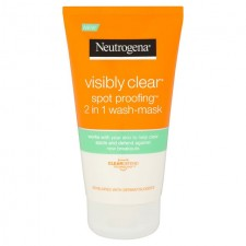 Neutrogena Visibly Clear Spot Proofing 2 in 1 Wash Mask 150ml