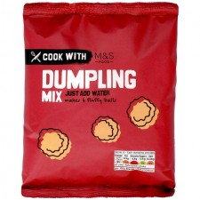 Marks and Spencer Dumpling Mix 227g