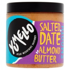Yumello Salted Date Almond Butter Smooth 230g