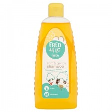 Tesco Fred and Flo Soft And Gently-Gentle Shampoo 500Ml
