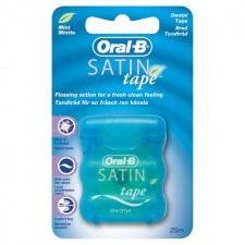 Oral B Satin Mint Dental Tape 25m
