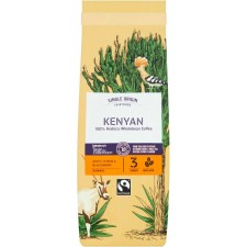 Sainsburys Taste the Difference Pure Kenyan Coffee Beans 227g