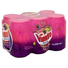 Vimto Mixed Fruit Drink 6x330ml Cans