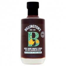 Billingtons Very Dark Maple Syrup 260g