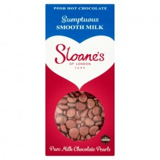Sloanes Smooth Milk Drinking Chocolate Beads 250G