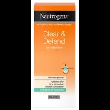 Neutrogena Clear and Defend Oil Free Moisturiser 50ml