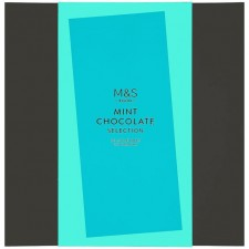 Marks and Spencer Chocolate Selection Mint 283g