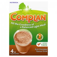 Complan Completemeal Chocolate 4 X 55g