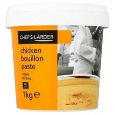 Chefs Larder Chicken Bouillon Paste 1kg