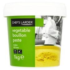 Chefs Larder Vegetable Bouillon Paste 1kg