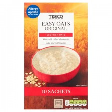 Tesco Easy Oats Original 270g