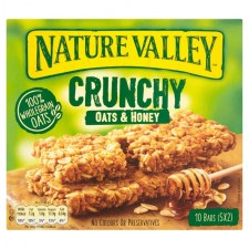 Nature Valley Granola Bars Oat and Honey 10 Bars