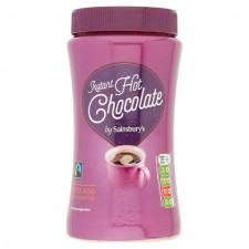 Sainsburys Instant Fairtrade Hot Chocolate 350g