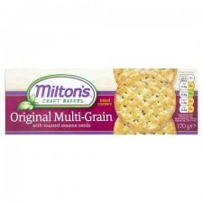 Miltons Multigrain Crackers 170g
