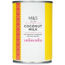 Marks and Spencer Coconut Milk 400ml Can