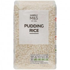 Marks and Spencer Pudding Rice 500g