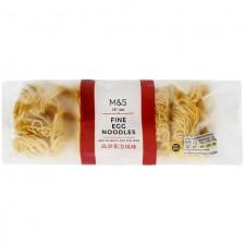 Marks and Spencer Fine Egg Noodles 250g